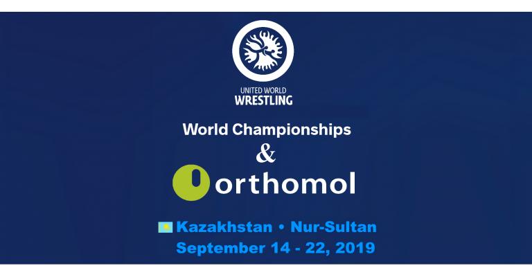 Оrthomol на Чемпіонаті Світу в Казахстані