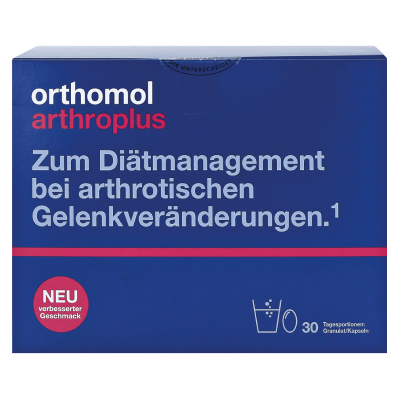 Orthomol Arthro plus – здоров