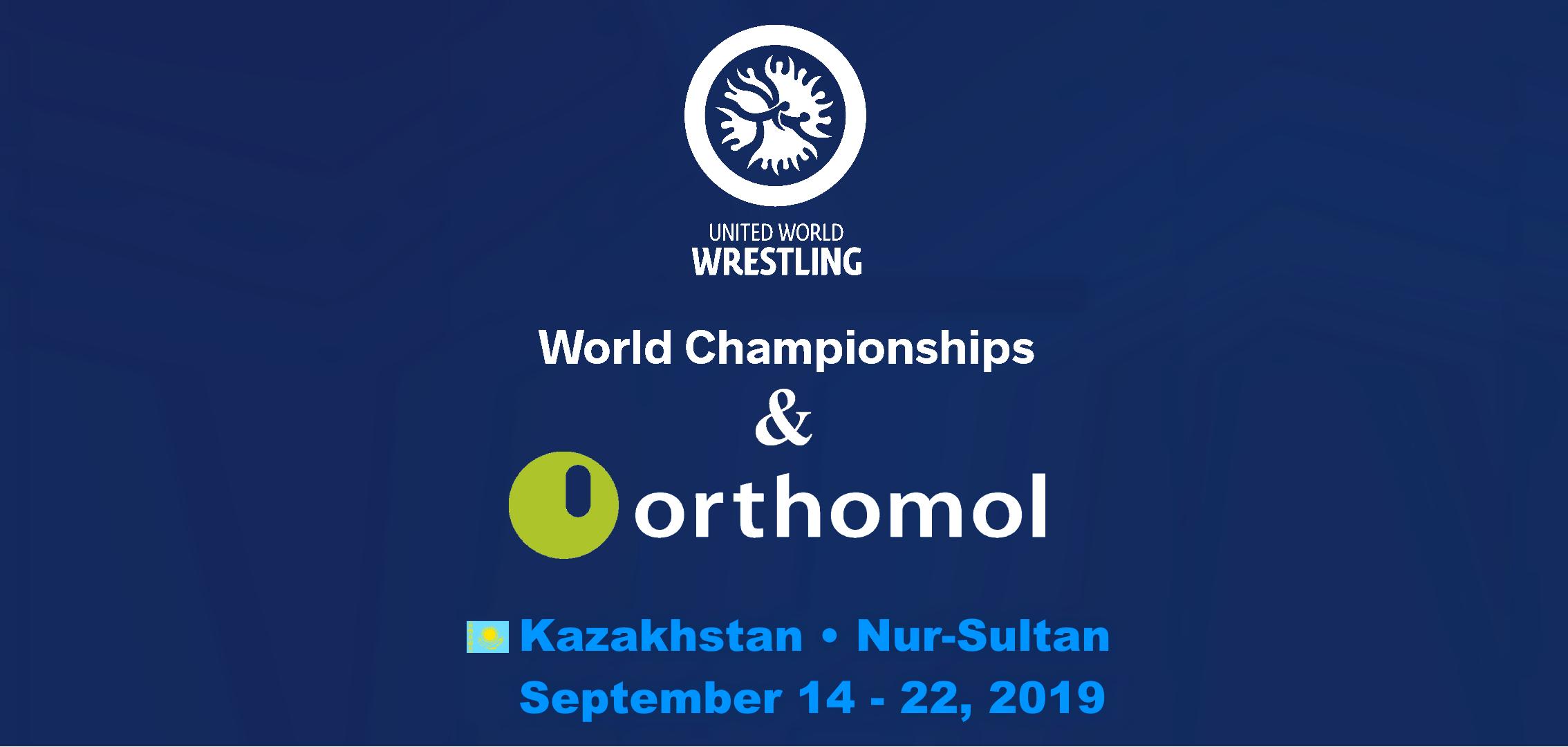 Оrthomol на Чемпионате Мира в Казахстане